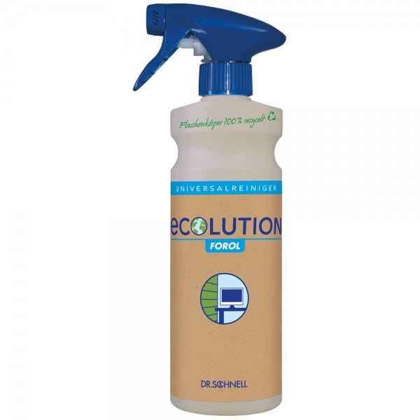Dr. Schnell Ecolution Forol Leerflasche 500ml