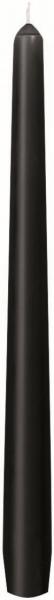 Duni Leuchterkerzen 250x22mm black - 2x50 Stück