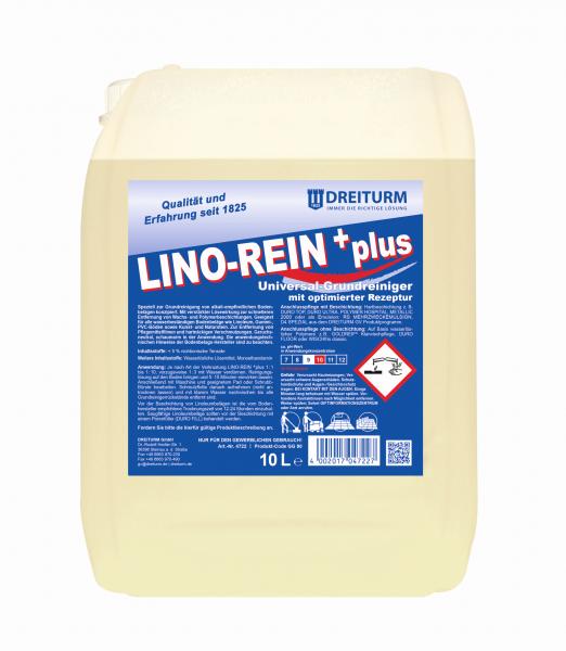 Dreiturm Grundreiniger Lino-REIN plus 10L