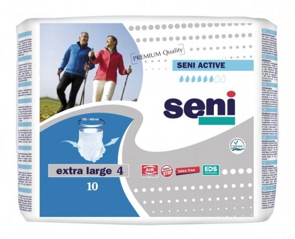Seni Active Slip Extra Large (1 Packung = 10 Stück)