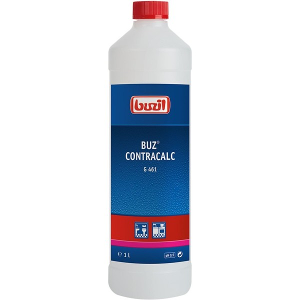 Buzil  Entkalker und Sanitärgrundreiniger Buz Contracalc G461 - 1L