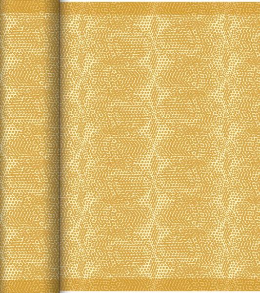 Duni DC Tête à Tête Tischläufer 0,4x24m Organic honey - 6x1 Stück