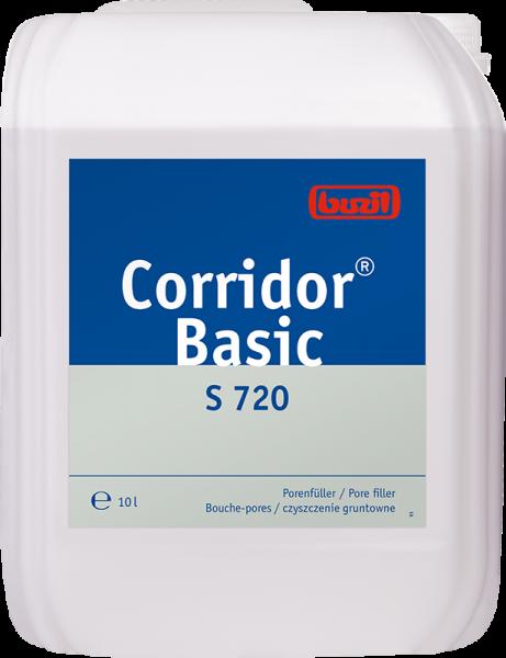 Buzil Porenfüller und Grundierer Corridor® Basic S720 - 10L Kanister