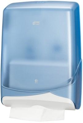 x Tork Spender für Zickzack Handtücher - blau - Kunststoff - H3