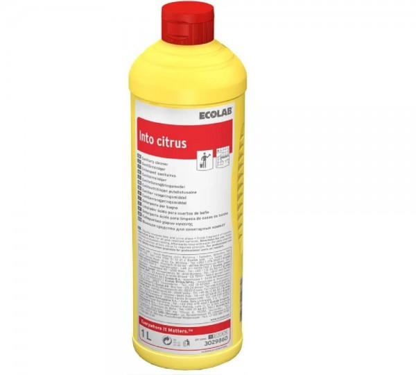 Ecolab Sanitär-Kraftreiniger Into Citrus 1 L