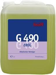 Buzil alkalischer Intensivreiniger Erol® G490 - 10L Kanister