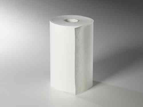 Fripa Handtuchpapier Rolle 2-lag., hochweiß, 80m lang (1 Karton = 10 Rollen)