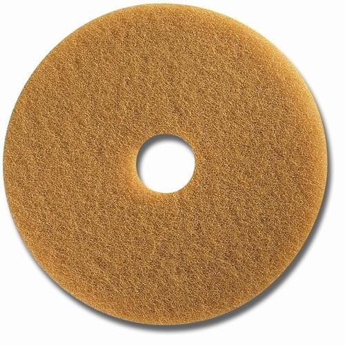 "Glit Floor Superpad - beige - Ø 16"" = 406 mm"