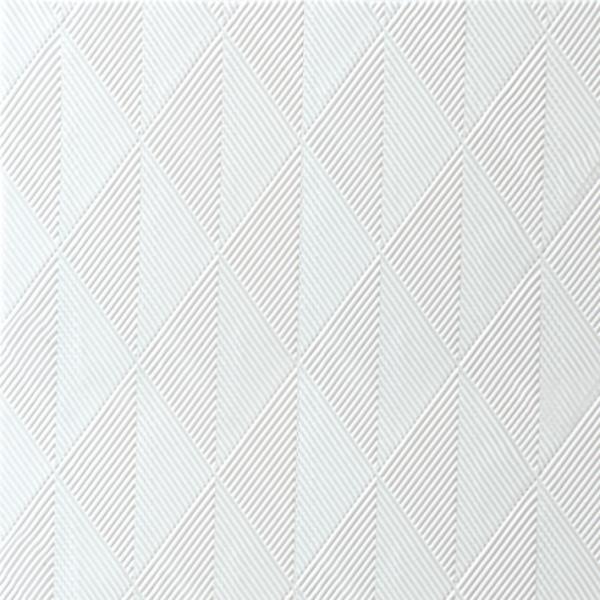 Duni Elegance Servietten 48x48cm Crystal weiß - 6x40 Stück