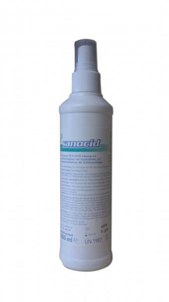 Heck Sanocid Haut-und Händedesinfektion 250ml