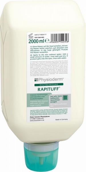 Physioderm Rapituff 2000ml Varioflasche - Intensiv-Handreiniger