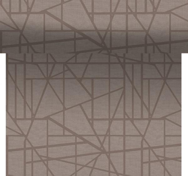 Duni DC Tete a Tete 0,4x24m Maze greige - 6x1 Stück