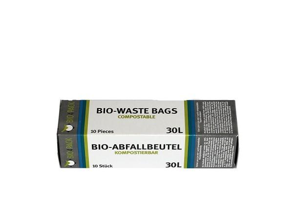 Bio4Pack Bio Müllbeutel 30L (1 Packung = 10 Stück)