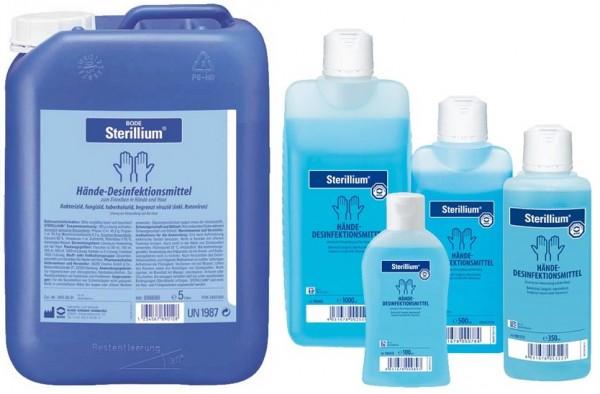 Bode Sterillium Händedesinfektion 1000ml