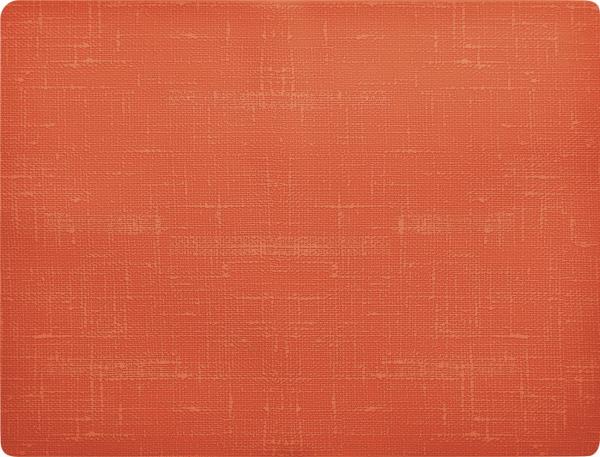 Duni Silicon Tischsets 30x45cm mandarin  - 5x6 Stück