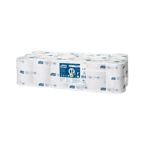 Tork enSure Compact Toilettenpapier Virgin - 2 lagig - hochweiss - T7