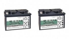 Columbus Batteriesatz 24V / 100 Ah 5