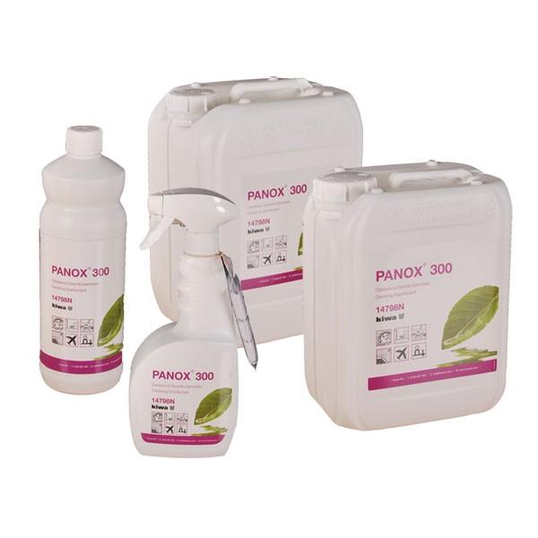 Excentr gebrauchsfertige Flächendesinfektion TEVAN PANOX 300 - 5 L Kanister