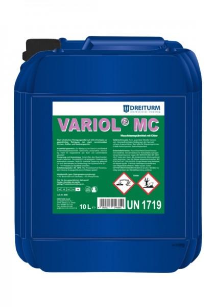 Dreiturm VARIOL MC Maschinenspülmittel mit Chlor 10L