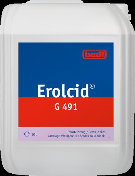 Buzil saurer Intensivreiniger Erolcid® G491 - 10L Kanister