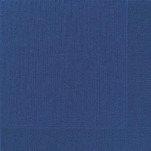 Duni Zelltuch Servietten 40x40 Klassik dunkelblau  - 6x50 Stück