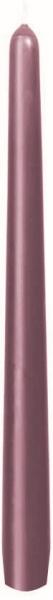Duni Leuchterkerzen 250x22mm plum - 2x50 Stück