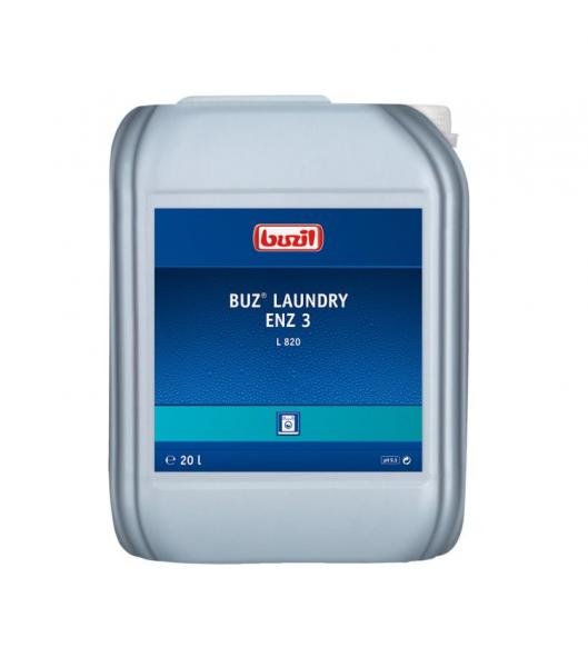 Buzil Enzymhaltiges Flüssigwaschmittel Buz® Laundry Enz 3 L820 - 20L Kanister