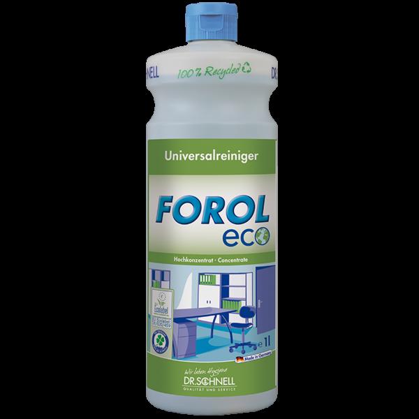 Dr.Schnell Forol ECO Ökologischer Universalreiniger Konzentrat 1 L Flasche - 00993