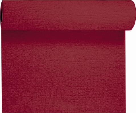 Duni Tete á Tete Evolin 0,41x24m bordeaux - 4x1 Stück
