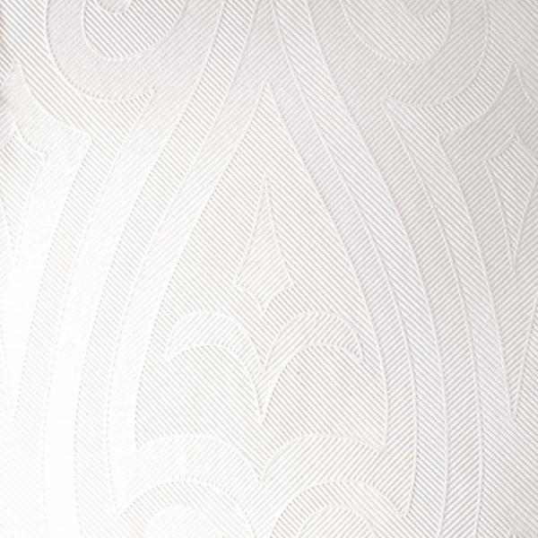 Duni Elegance Servietten 48x48cm Lily weiss - 6x40 Stück