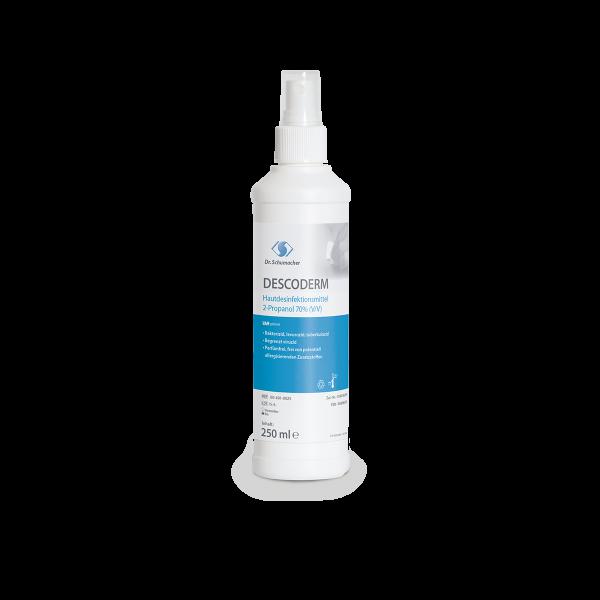 Dr. Schumacher DESCODERM Hautdesinfektion 250 ml Sprühflasche