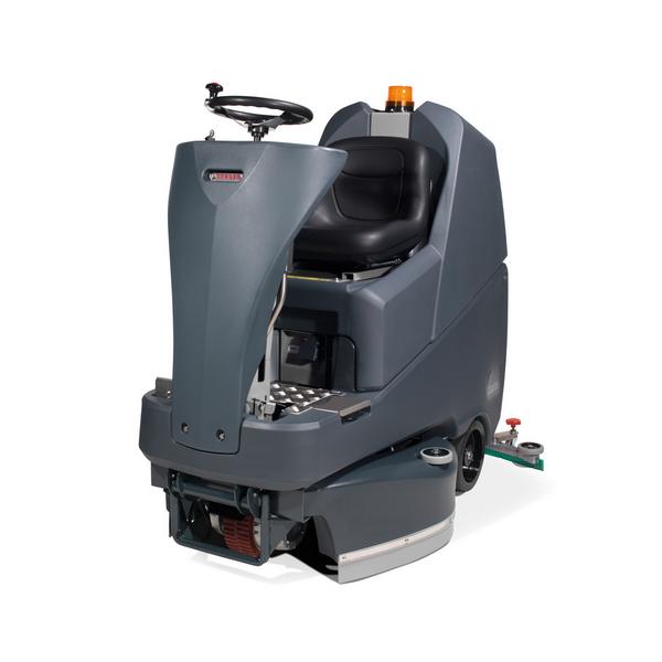 Numatic Aufsitz-Scheuersaugmaschine TTV678/400G mit 3x PadLoc-Treibteller 305mm