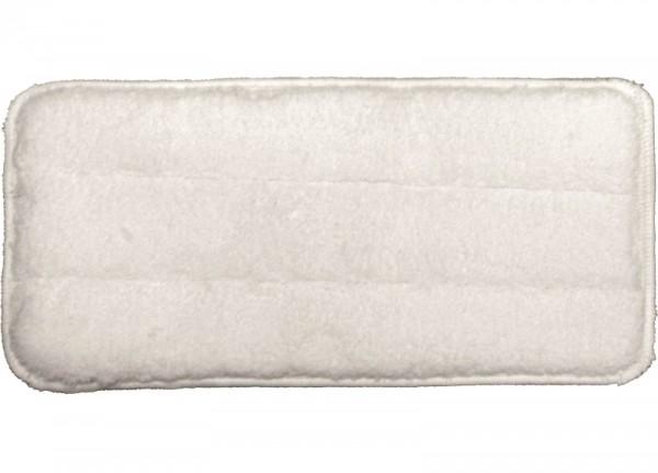 Numatic Handpad Klett, weiß, 27x13cm