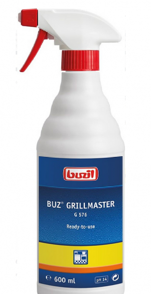 Buzil Buz® Grillmaster ready-to-use G576 - 600ml Flasche