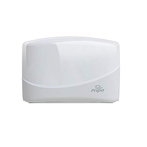 Fripa Handtuchspender Kunststoff weiß, klein (BxHxT= 315x210x157mm)