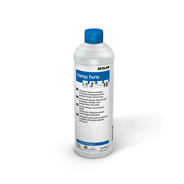 Ecolab Allzweckintensivreiniger Energy Forte 1 L
