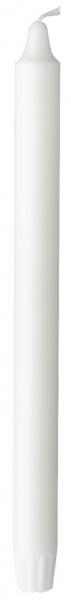 Duni Kronenkerzen 20x200mm weiß - 5x30 Stück
