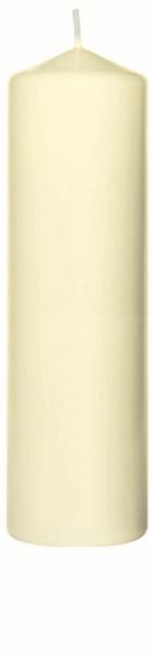 Duni Stumpenkerzen 70x220mm cream - 10x1 Stück