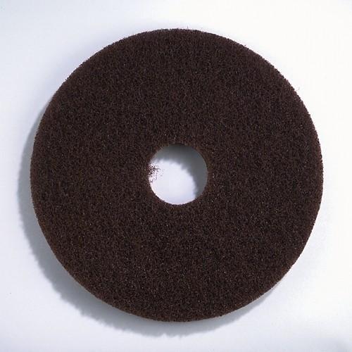 "Glit Floor Superpad - braun - Ø 16"" = 406 mm"