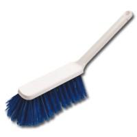 Haug Handbesen blau, geschlitzt