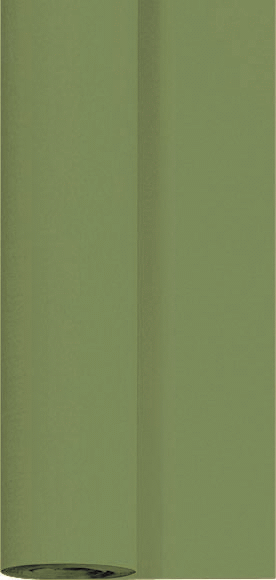 Duni Dunicel Tischdecke Rolle 10x1,25m herbal green - 6x1 Stück