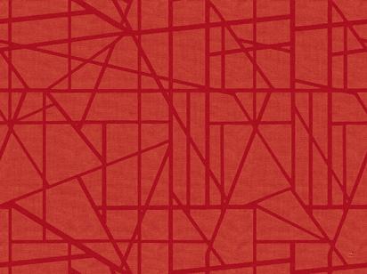 Duni Dunicel Sets 30x40 Maze mandarin  - 5x100 Stück