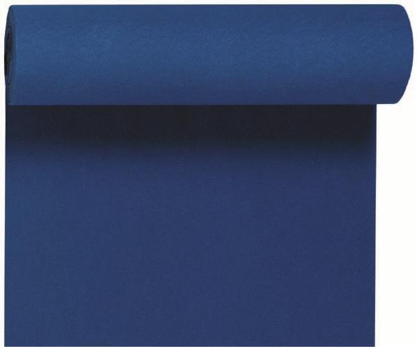 Duni DC Tête à Tête Tischläufer 0,4x24m d'blau - 6x1 Stück