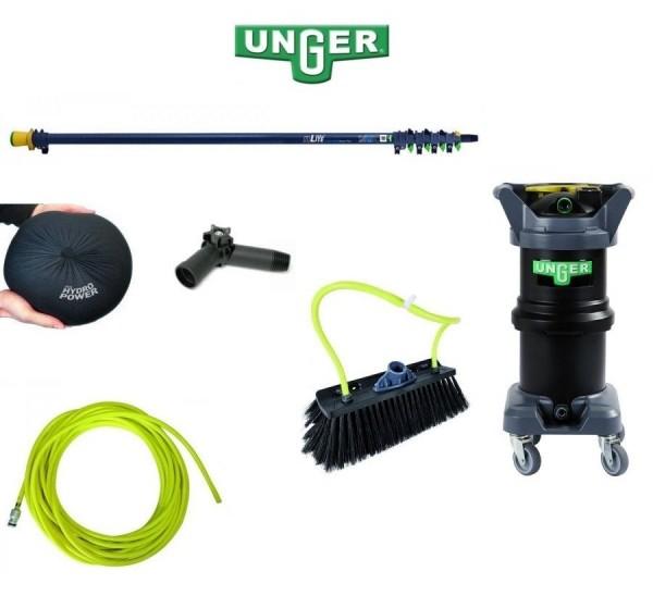Unger HiFlo nLite® HydroPower DI, Set für Fortgeschrittene - DIK24