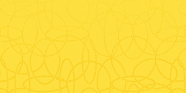 Duni Dunisilk+ Mitteldecke 84x84cm Circuits gelb  - 5x20 Stück