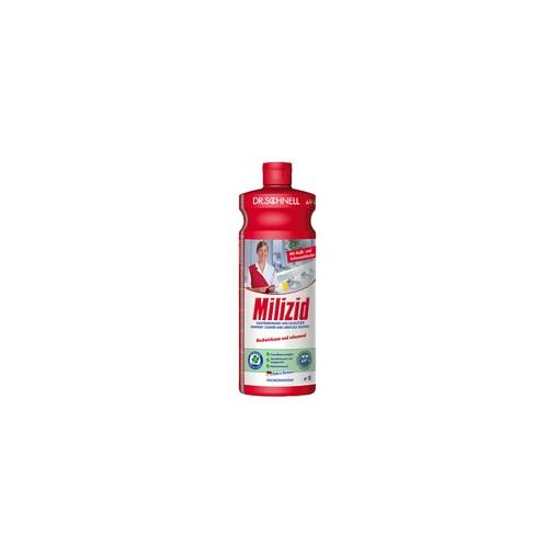 Dr.Schnell Sanitärreiniger und Kalklöser Milizid 1 Liter