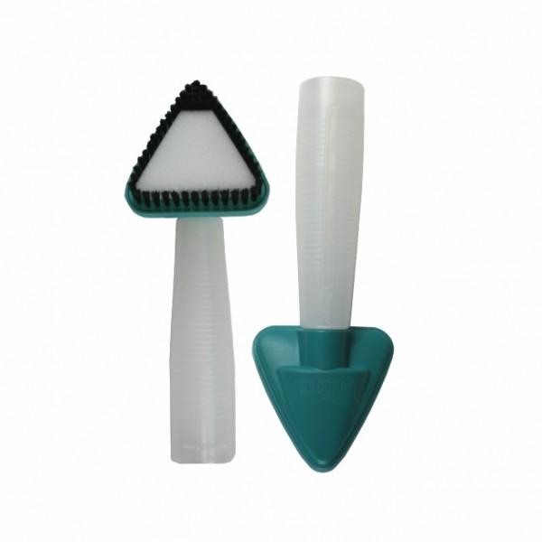ARC Tenas Handbürste zur Fleckenbehandlung