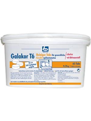 Dr.Becher Galakor Geschirr-Reiniger-Tabs T6 65 Stück