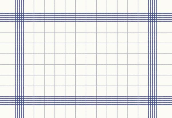 Duni Towel Napkin 38x54cm, blau - 1x250 Stück