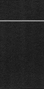 Duni Duniletto Slim Dunisoft 40x33cm schwarz - 4x65 Stück